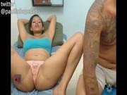 Sexo casero por webcam