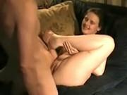 Sexo con mi VECINA en la sala de la casa
