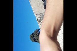 chilenas en la playa 2 se masturba piola